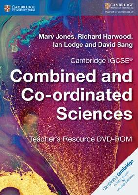 Picture of Cambridge IGCSE (R) Combined and Co-ordinated Sciences Teacher's Resource DVD-ROM