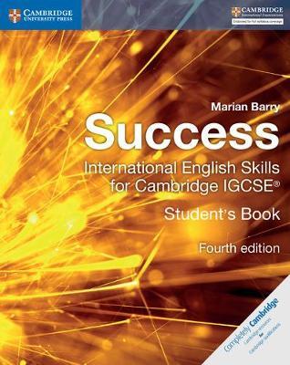 Picture of Cambridge International IGCSE: Success International English Skills for Cambridge IGCSE (R) Student's Book