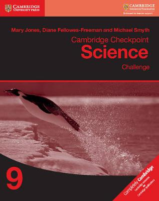 Picture of Cambridge Checkpoint Science Challenge Workbook 9