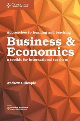 Picture of Approaches to Learning and Teaching Business & Economics: A Toolkit for International Teachers