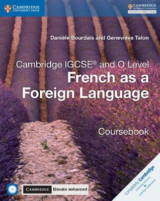 Picture of Cambridge IGCSE (R) and O Level French as a Foreign Language Coursebook with Audio CDs and Cambridge Elevate Enhanced Edition (2 Years)
