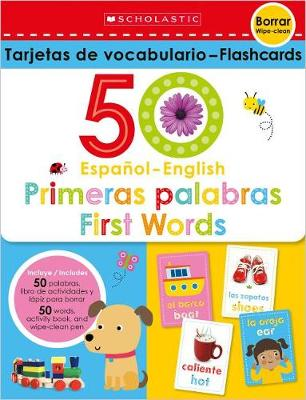 Picture of 50 Primeras Palabras/First Words