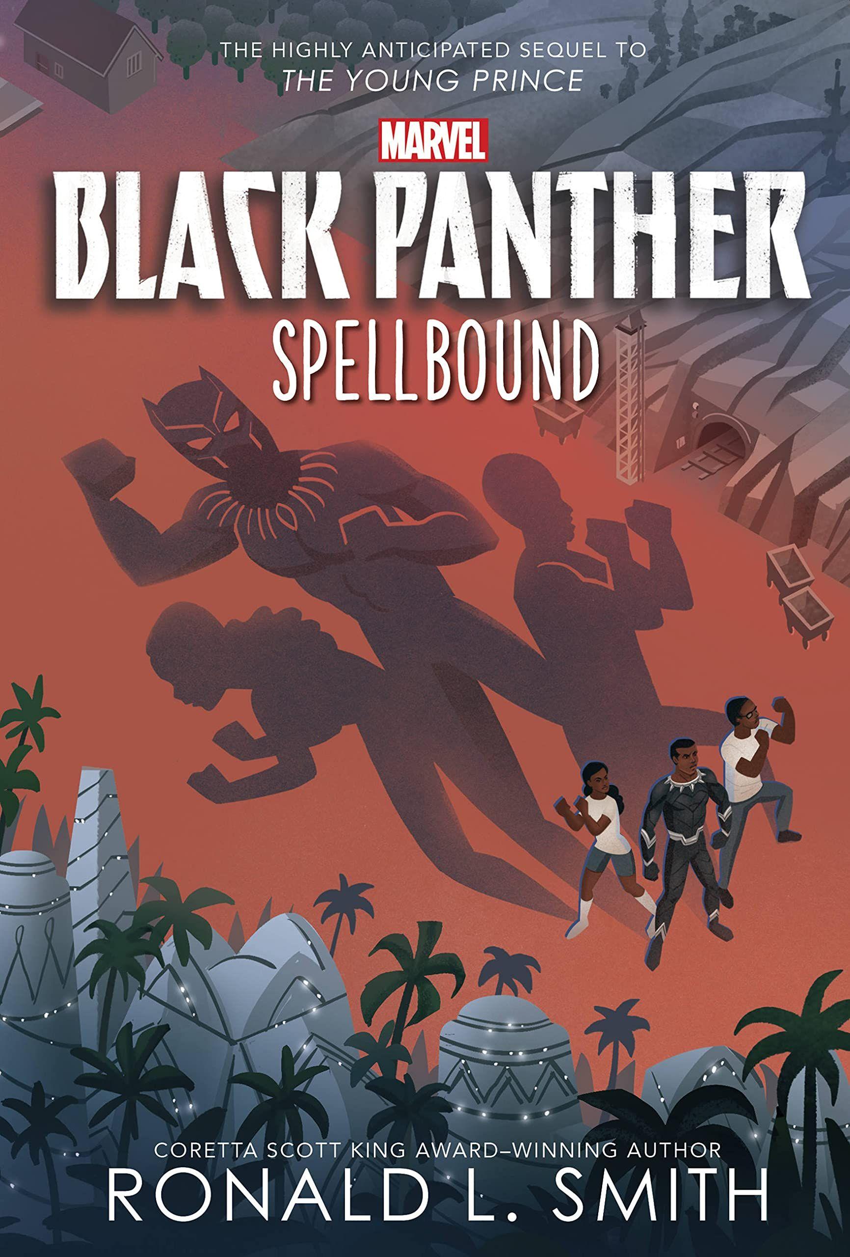 Black Panther Spellbound