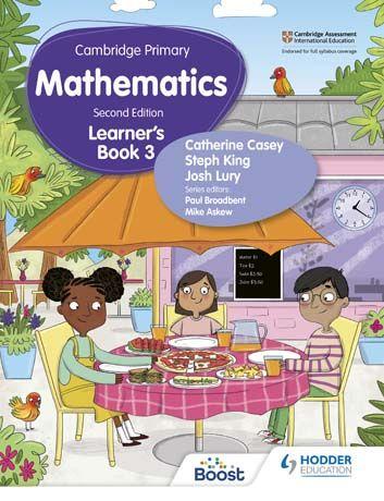 Cambridge Primary Mathematics Learner's Book 3 Second Edition