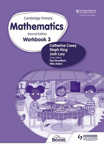 Cambridge Primary Mathematics Workbook 3 Second Edition