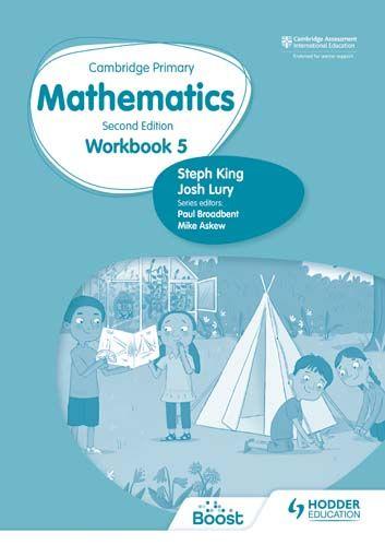 Cambridge Primary Mathematics Workbook 5 Second Edition