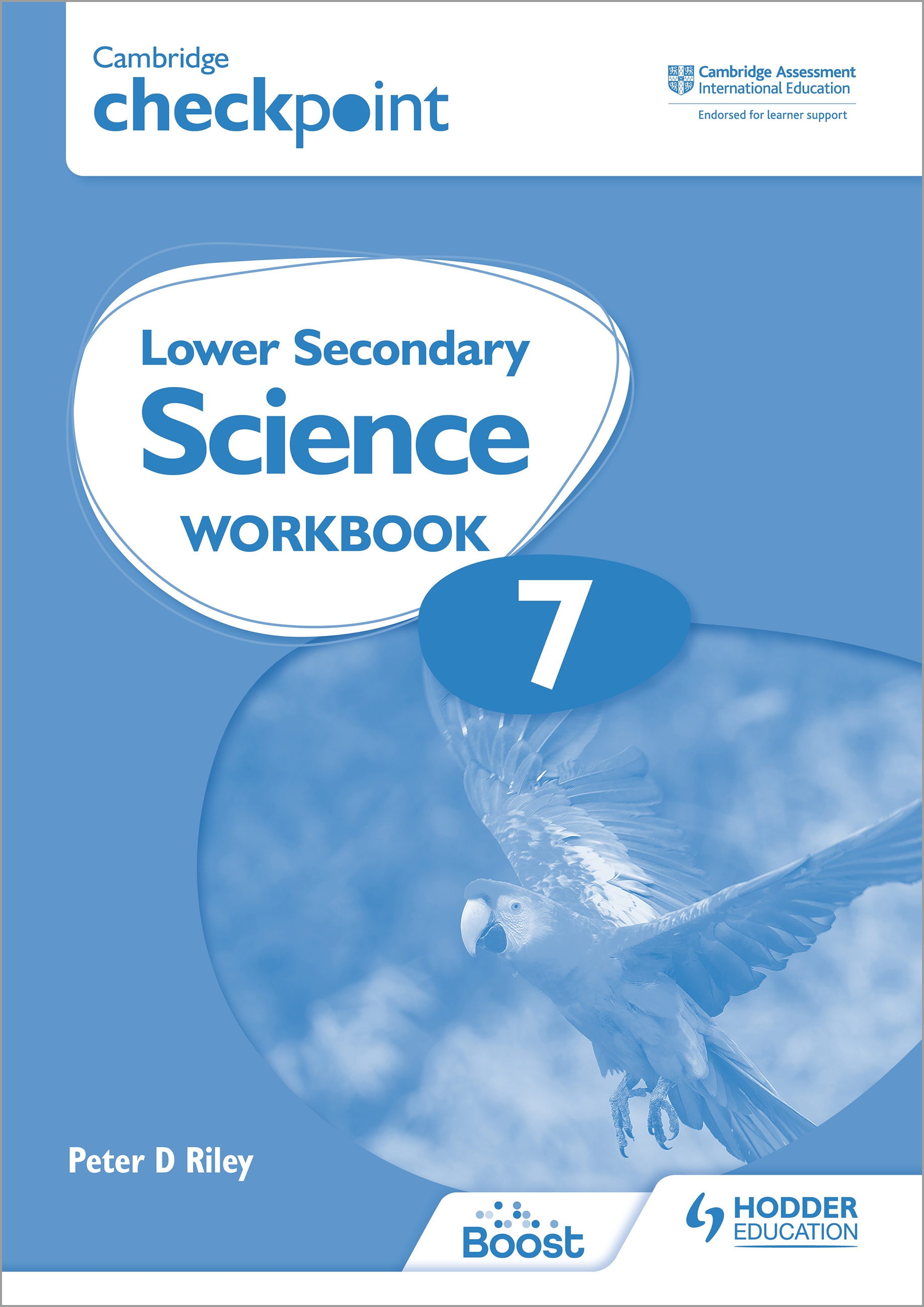 Cambridge Checkpoint Lower Secondary Science Workbook 7 : Second Edition