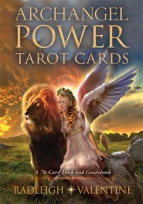 Picture of Archangel Power Tarot Cards : A 78-Card Deck and Guidebook