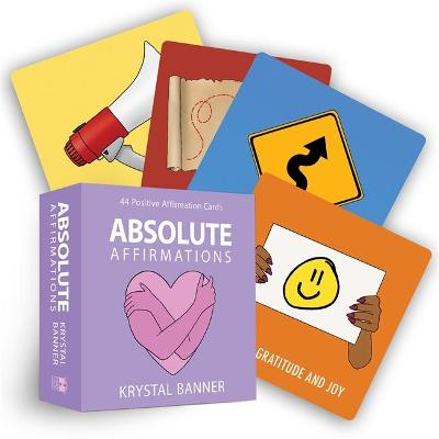 Picture of Absolute Affirmations : 44 Positive Affirmation Cards