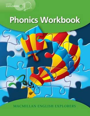 Picture of Little Explorers: Phonics Book A
