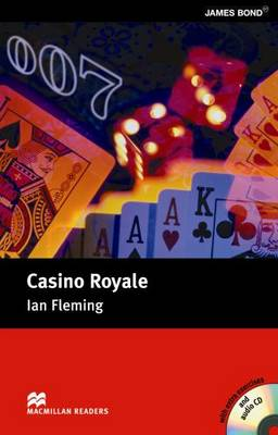 Picture of Casino Royale - Book and Audio CD Pack - Pre Intermediate
