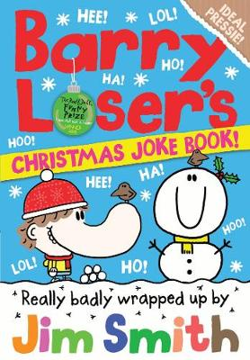 Picture of Barry Loser's Christmas Joke Book