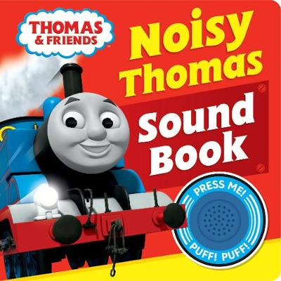 Picture of Thomas & Friends: Noisy Thomas Sound Book