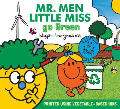 Mr. Men Little Miss go Green
