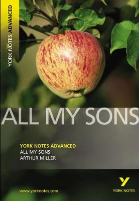 Picture of All My Sons: York Notes Advanced