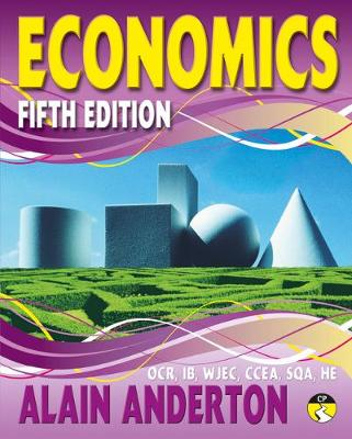 Picture of A Level Economics Student Book