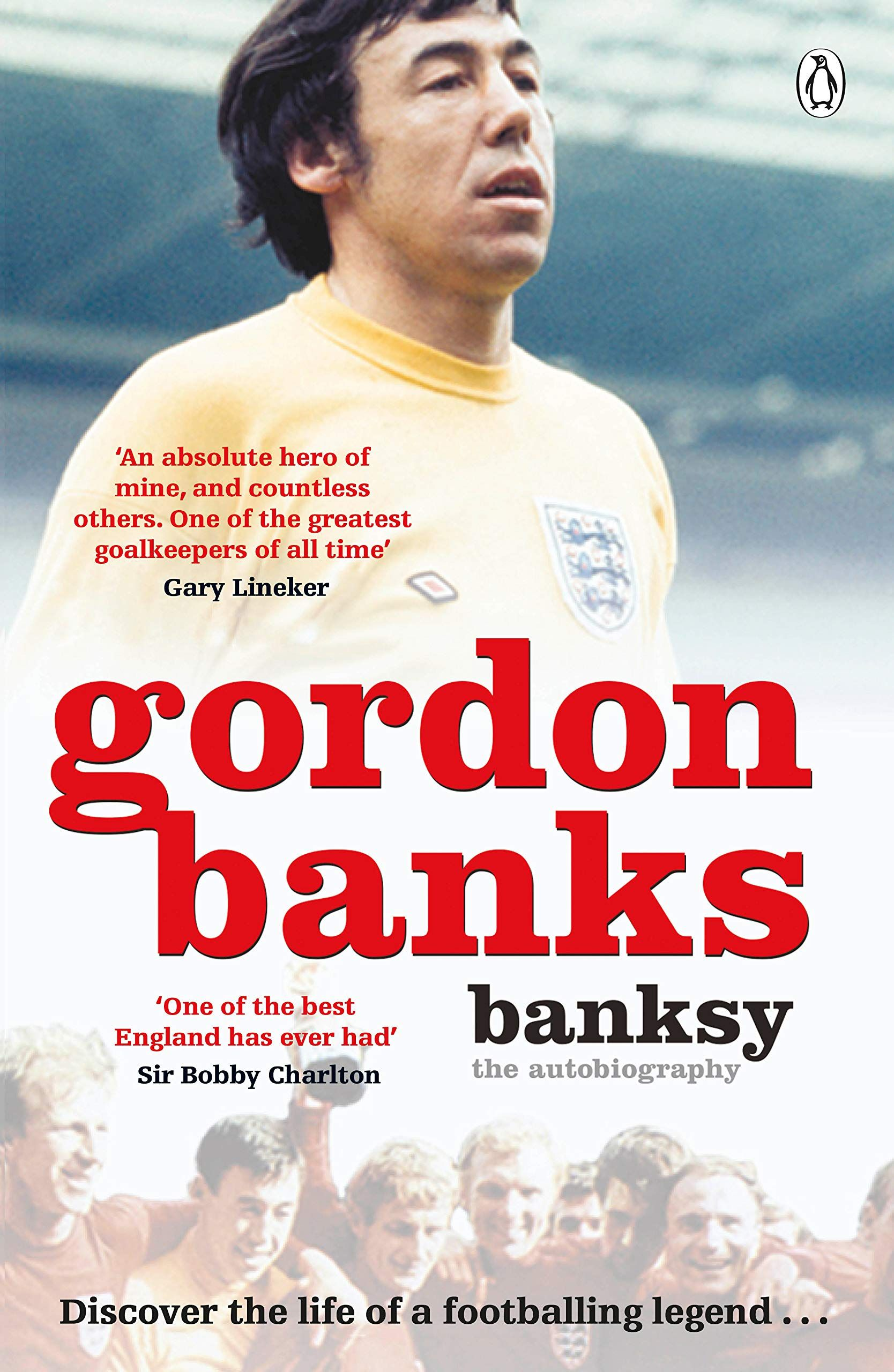Picture of Banksy : The Autobiography of an English Football Hero