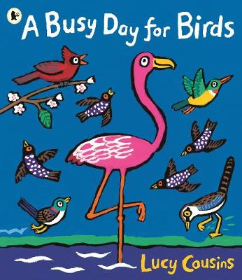Picture of A Busy Day for Birds