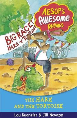 Picture of Aesop's Awesome Rhymes: The Hare and the Tortoise : Book 1