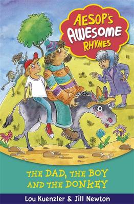 Picture of Aesop's Awesome Rhymes: The Dad, the Boy and the Donkey : Book 8