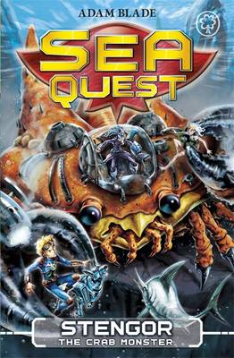 Sea Quest: Stengor the Crab Monster : Special 1