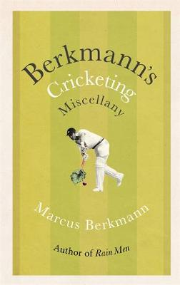 Picture of Berkmann's Cricketing Miscellany