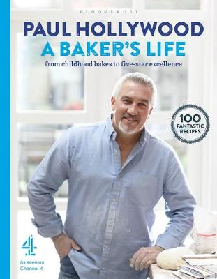 Picture of A Baker's Life: 100 fantastic recipes, from childhood bakes to five-star excellence
