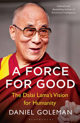 Picture of A Force for Good : The Dalai Lama's Vision for Our World