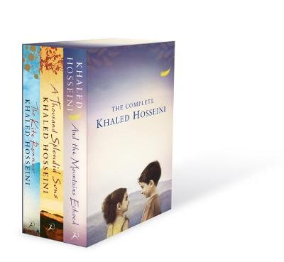 Picture of The Complete Khaled Hosseini Box Set