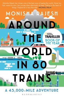 Picture of Around the World in 80 Trains : A 45,000-Mile Adventure
