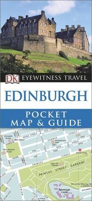 Picture of DK Eyewitness Pocket Map and Guide: Edinburgh