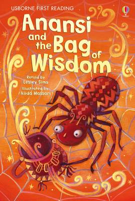 Picture of Anansi and the Bag of Wisdom