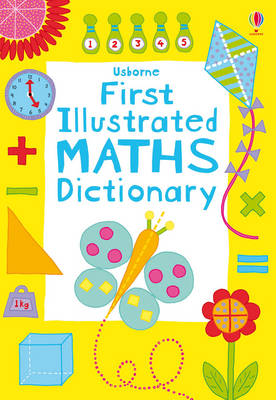 Picture of First Illustrated Maths Dictionary