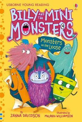 Picture of Billy and the Mini Monsters (2) - Monsters on the Loose