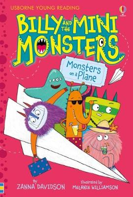 Picture of Billy and the Mini Monsters - Monsters On A Plane