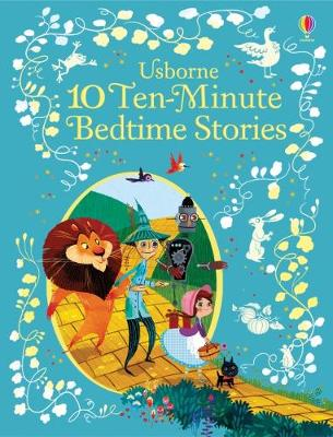 Picture of 10 Ten-Minute Stories