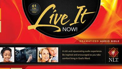 Live It Now! Dramatized Bible-NLT