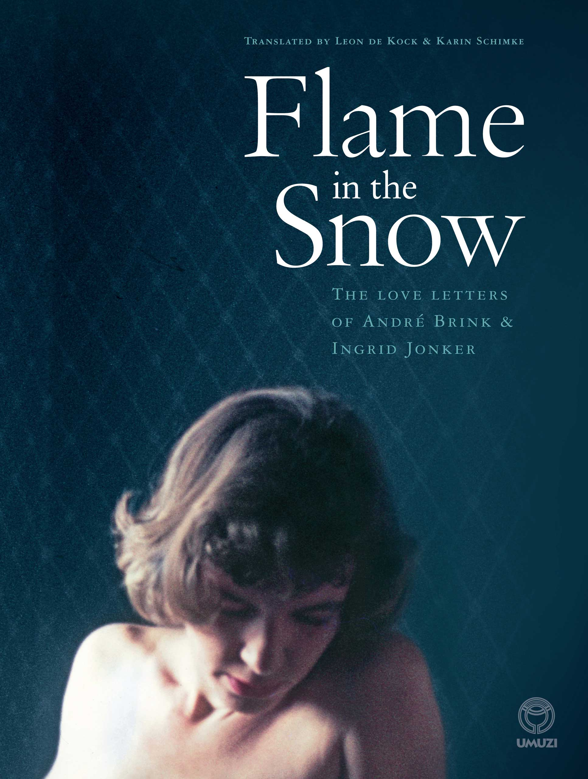 Picture of Flame in the snow