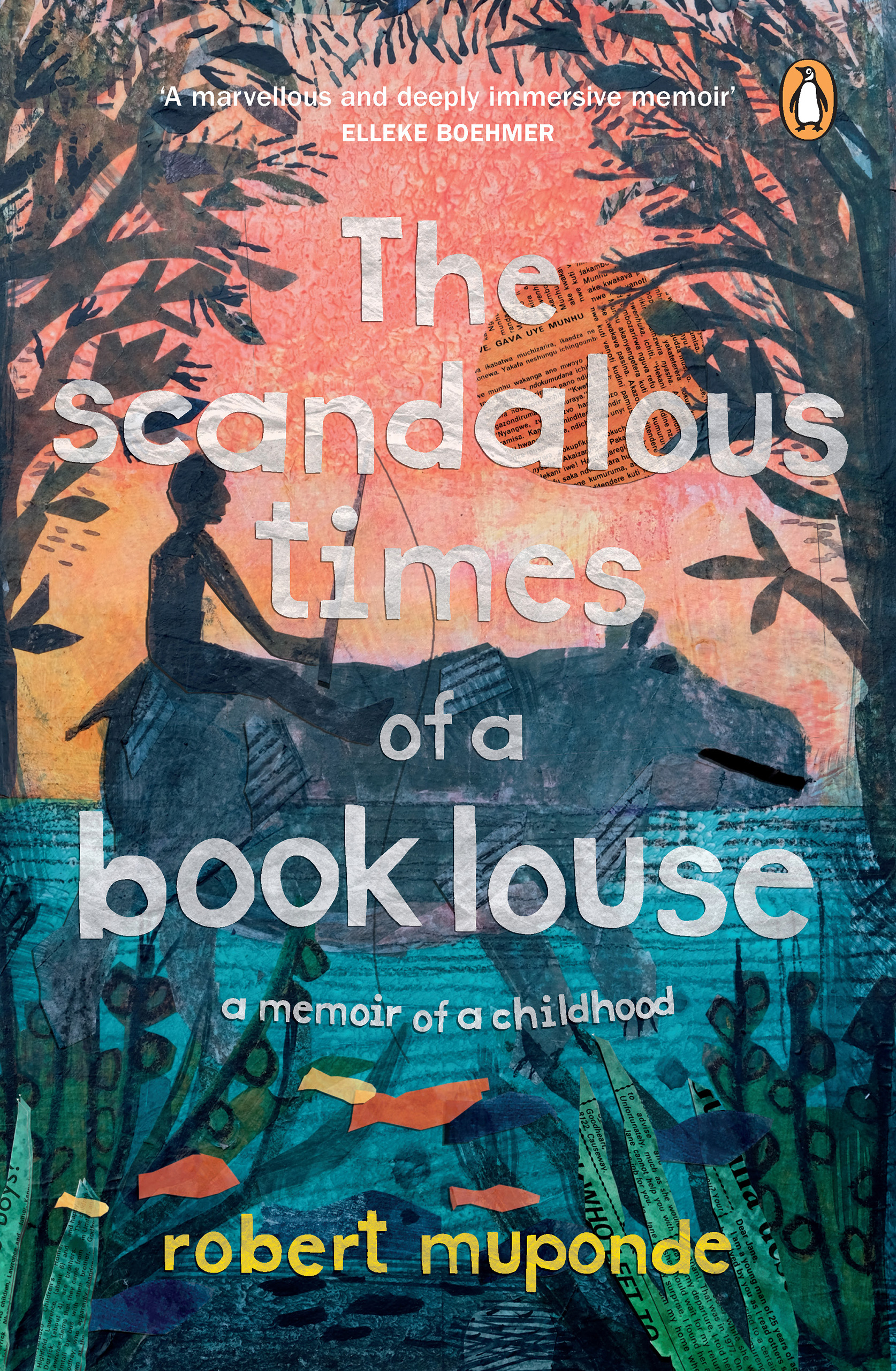The Scandalous Times of a Book Louse : A Memoir of a Childhood