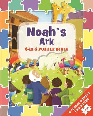 Picture of 6 in 1 puzzle Bible: Noah's ark