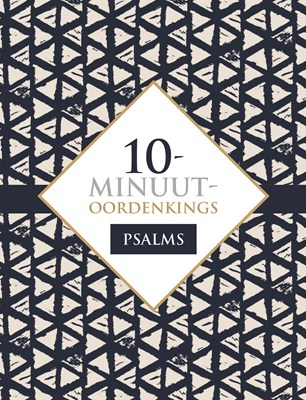 Picture of 10 minuut oordenkings Psalms