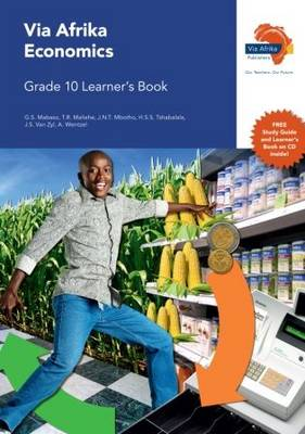 Picture of Via Afrika economics: Gr 10: Learner's book