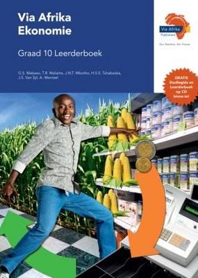 Picture of Via Afrika ekonomie: Gr 10: Leerdersboek