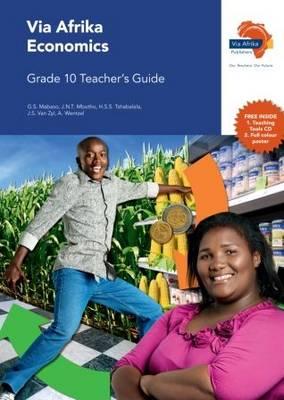 Picture of Via Afrika economics: Gr 10: Teacher's guide