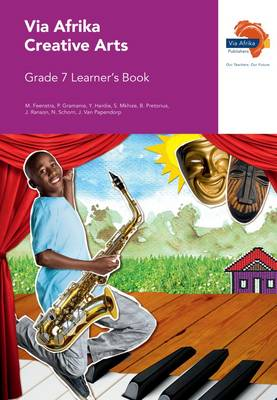 Picture of Via Afrika creative arts CAPS: Gr 7: Learner's book