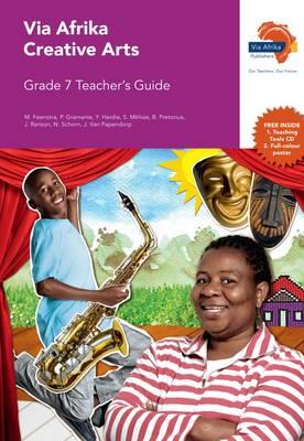 Picture of Via Afrika creative arts CAPS : Gr 7: Teacher's guide