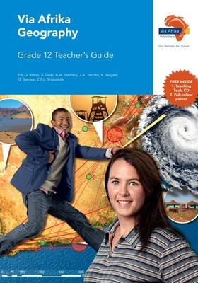 Via Afrika geography CAPS: Gr 12: Teacher's guide