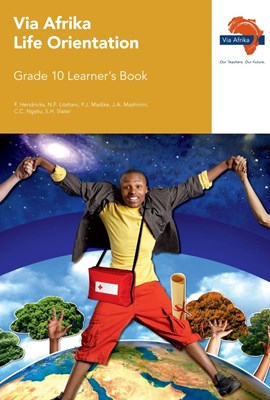 Picture of Via Afrika life orientation: Gr 10: Learner's book