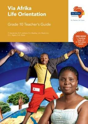 Picture of Via Afrika life orientation : Gr 10: Teacher's guide