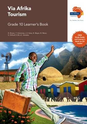 Picture of Via Afrika tourism: Gr 10: Learner's book
